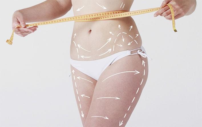 stubborn fat removal