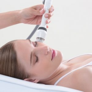 Trifractional Skin resurfacing