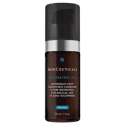 skinceuticals resveratrol be antioxidant night concentrate